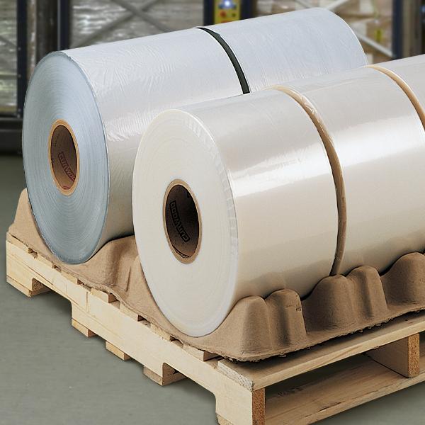 Roll Cradle Packaging